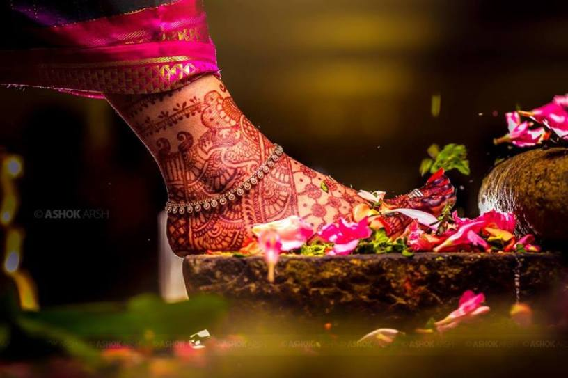 Bridal Anklets latest trends From brides essentials