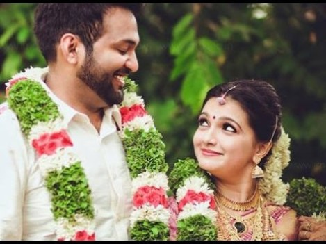 Saranya and Aravind Krishnan
