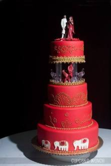 The Great Red Cake