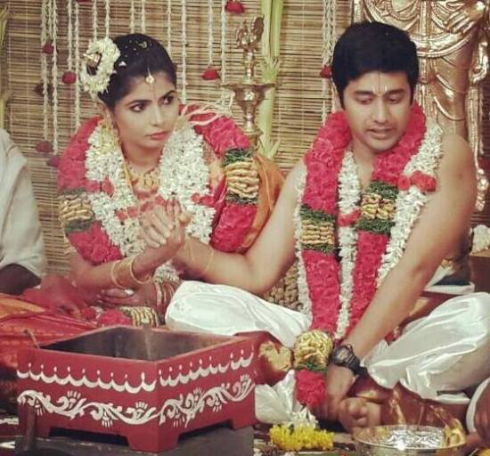 Chinmayi and Rahul