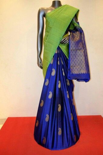 Half and Half saree collection