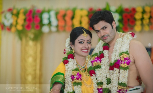 Ganesh Venkatraman and nisha
