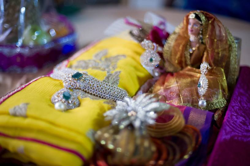 Indian wedding dolls and south indian wedding dolls in brides essentials