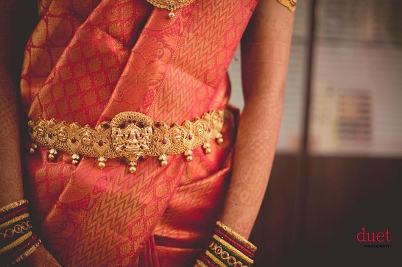 Latest vaddanam or waist belt or ottiyanam designs
