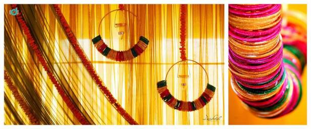Decor with Bangles