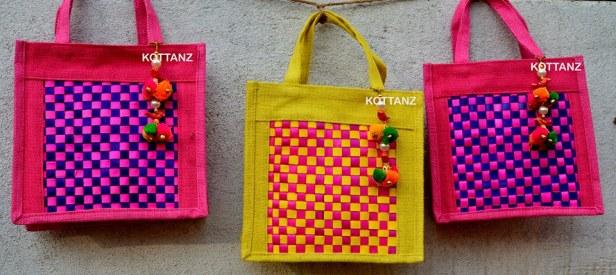 Jute bags from Kottanz