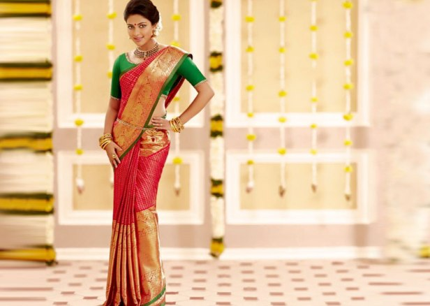 Border design blouses for Kanjeevaram sarees