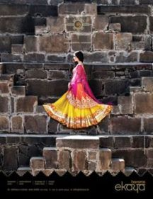 Guide to wearing Benarasi Lehenga this season
