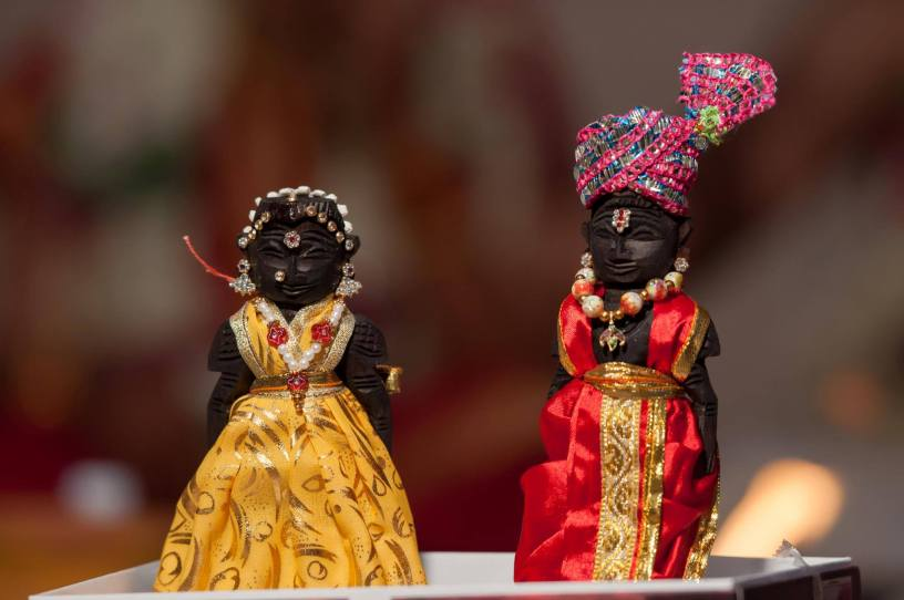 South Indian wedding dolls and inspiration