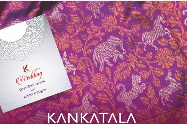 Kankatala Designer Sarees