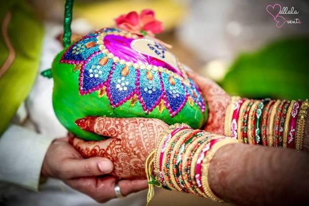 Kobbari bondam ideas for your wedding!