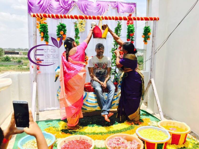 Mangala Snanam
