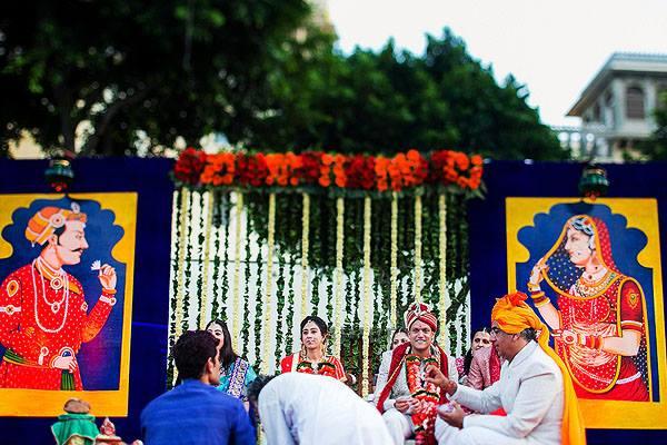 Traditional Wedding themes