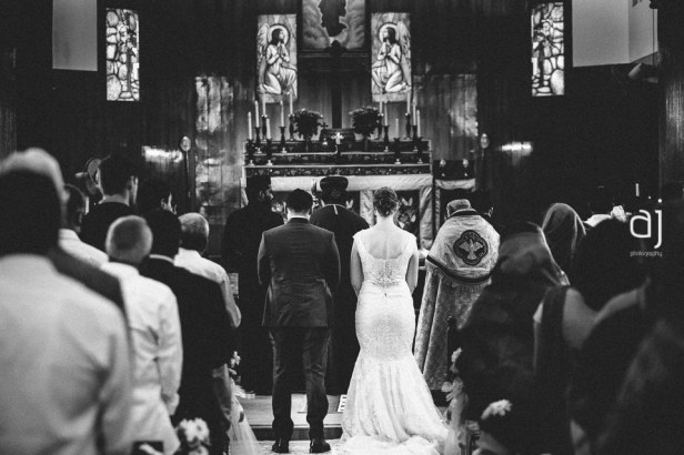 A church wedding in kerala