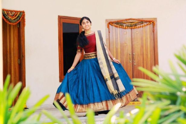 Traditional outfits by Premika Reddy