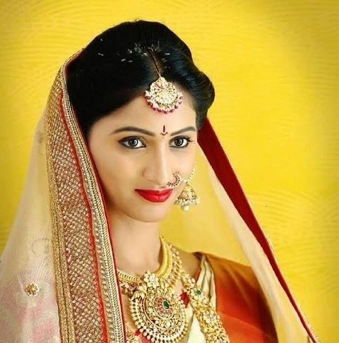 Bridal makeup by Shashanka Salon and spa
