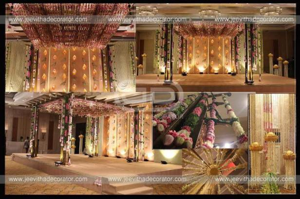 Memorable events with Jeevitha Decor