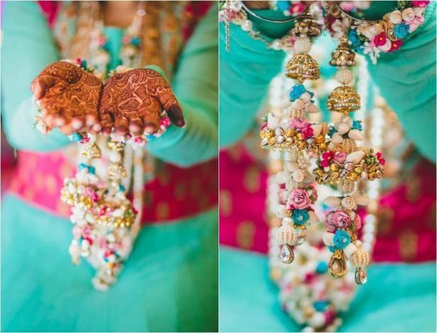 The Bridal Kaleere!