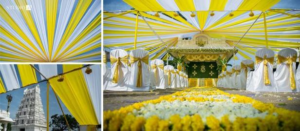 Fabulous Mandap Shots by Studio A