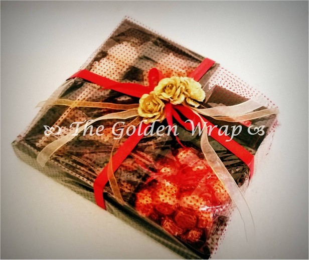 The Golden Wrap!