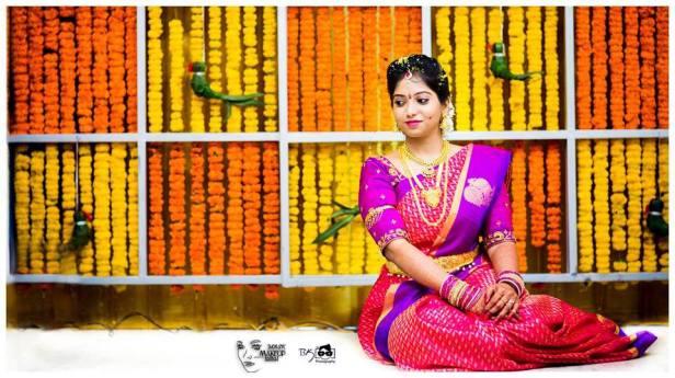 Makeup for Nalugu Ceremony