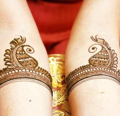 Mehendi Design for Arm