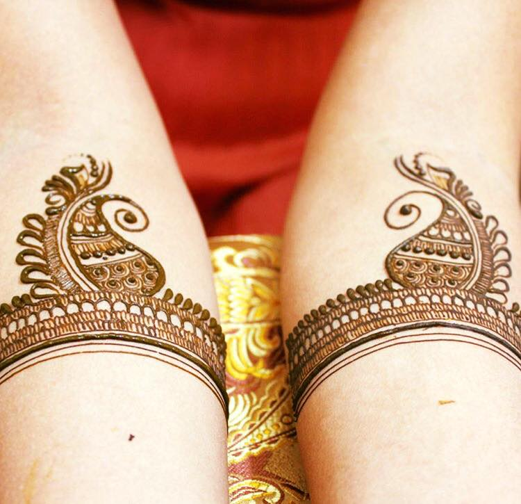 Mehendi Design for Arm