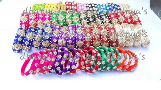 Collection of Bangles
