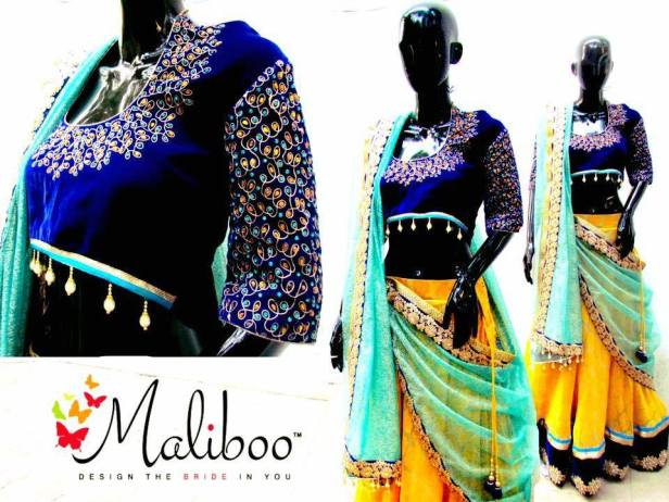 Maliboo- Design the bride in you.