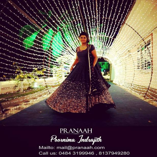 The Ethereal -Pranaah by Poornima.