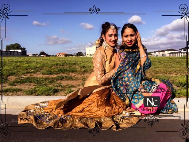 Come,fall in Love with Nishra Designs!