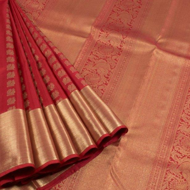 Anna pakshi inspired sarees