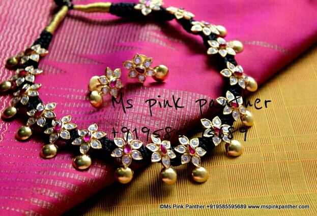 Ms Pink Panthers Jewellery-a reflection of classicism.