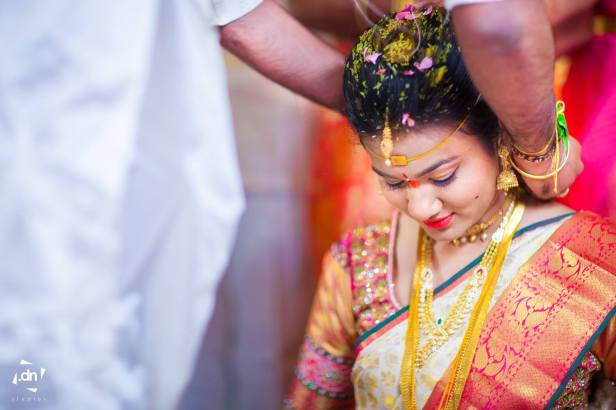 bridal potrait