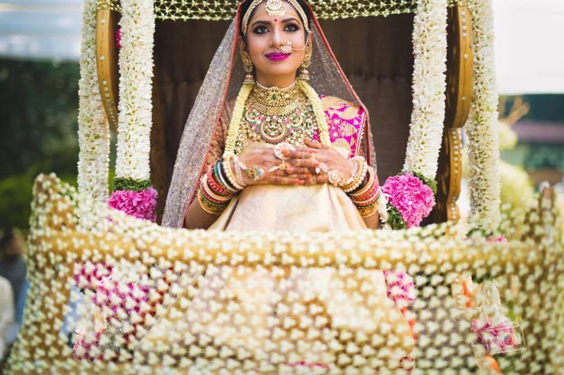 bridal potraits