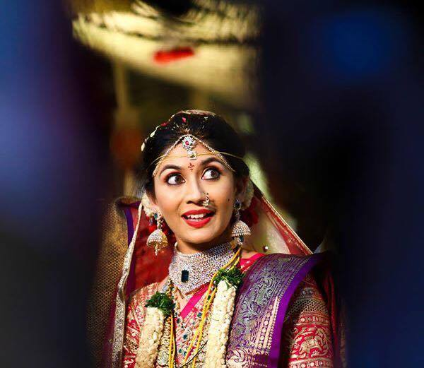 bridal potrait
