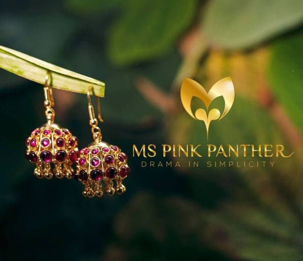 Adorn the best piece of Jewelry with Ms Pink Panther.