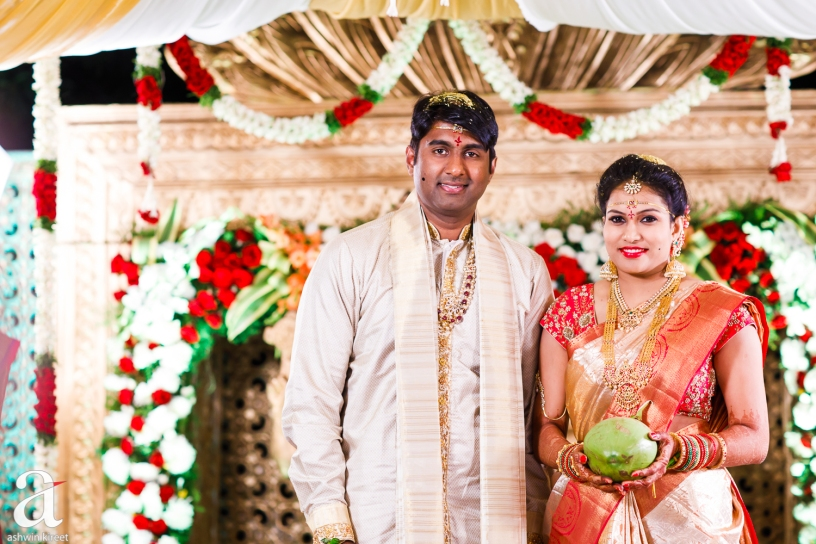 Real wedding story - Dr. Tejaswi and Dr. Rithesh