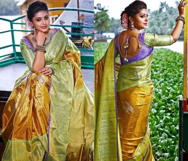 Sneha for You and I magazine Shoot