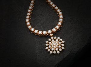 The Diamond Addige from Navrathan JewellersThe Diamond Addige from Navrathan Jewellers