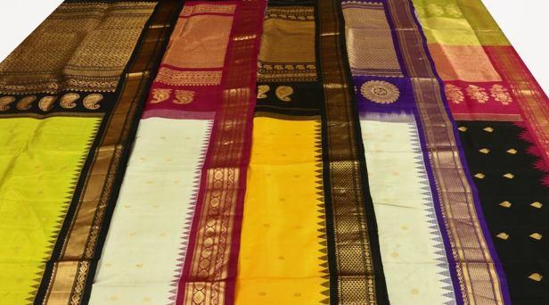 Gadwal sarees from Telangana