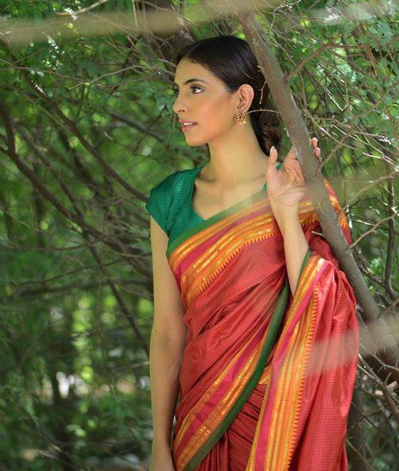 Narayanpet saree form Jaypore