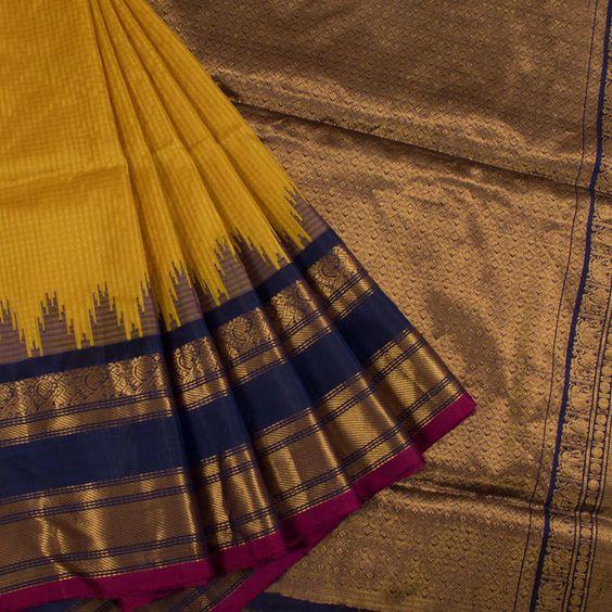 Gadwal saree from Avishya