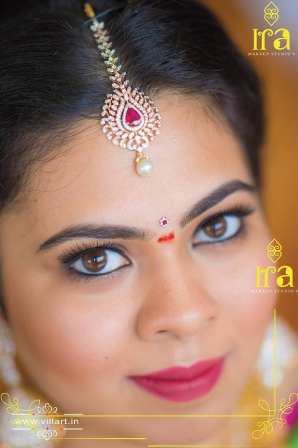 The magic lies in your eyes, makeup by IRA