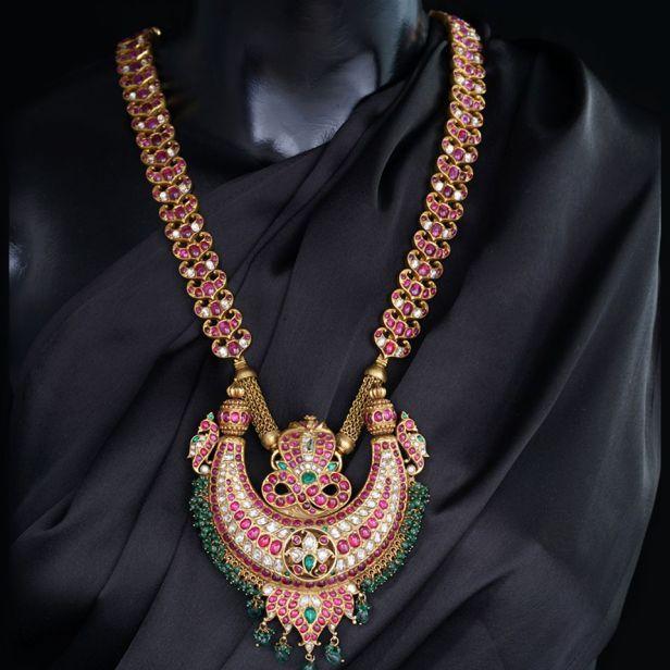 Heritage Haar from Kalasha jewels
